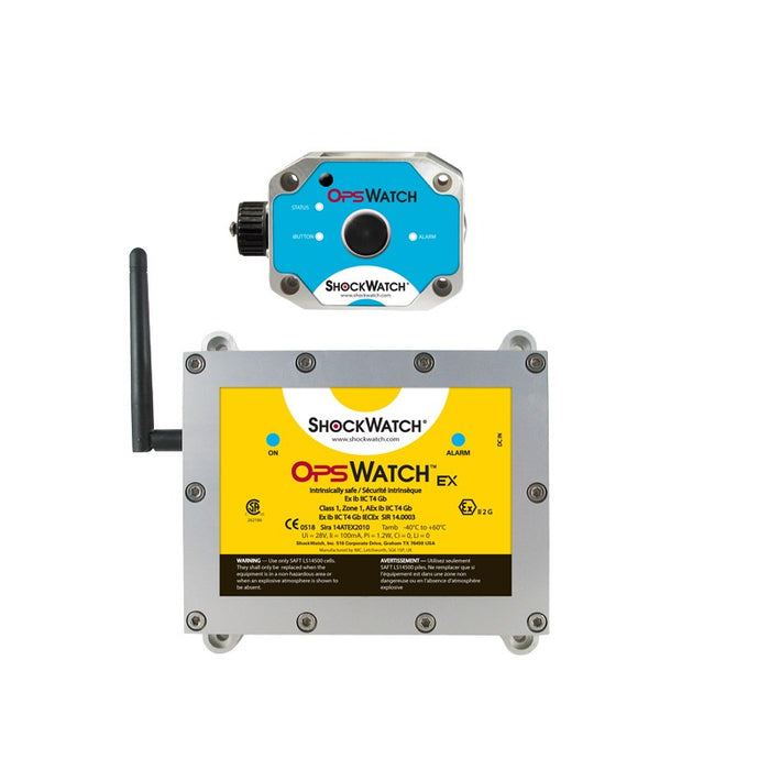Opswatch WiFi Shock & Impact Recorder