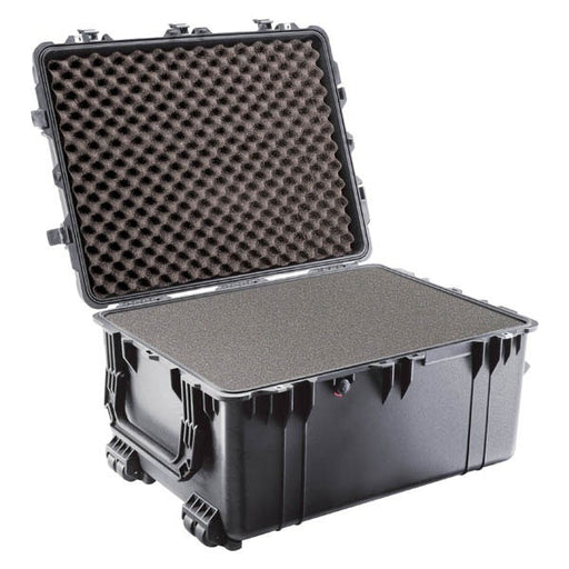 Pelican 1630 Hard Case with Foam (Black)