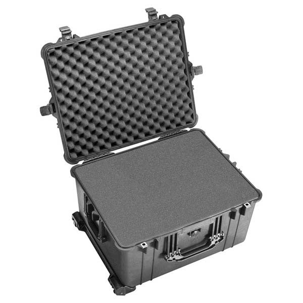 Pelican 1620 Case Black with Foam
