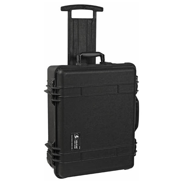 Pelican 1560 Large Case with Foam (Black)