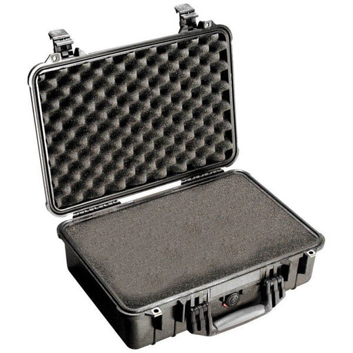 Pelican Case 1500 with Foam (Black)
