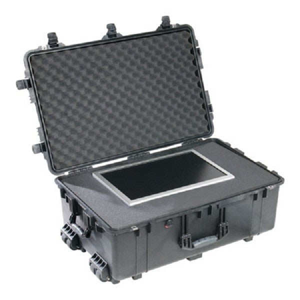 Pelican 1650 Large  Case with Foam (Black)