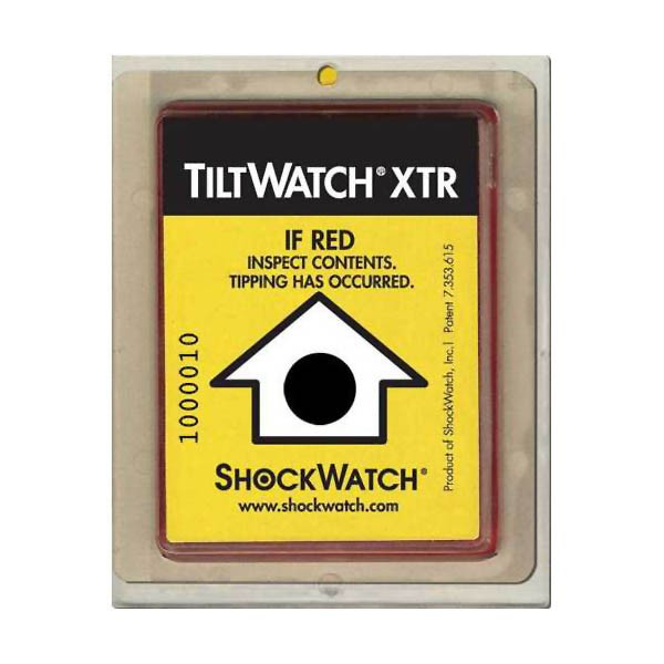 TiltWatch XTR Tilt Indicator