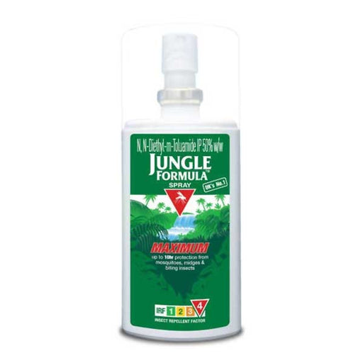 Jungle Formula Mosquito Repellent 75ml Maximum Spray