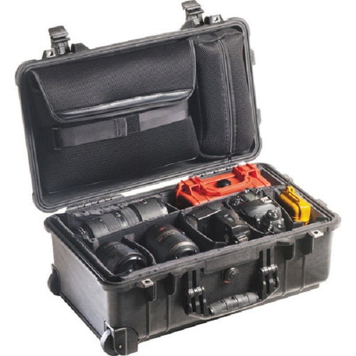 Pelican 1510SC  Case (Black)