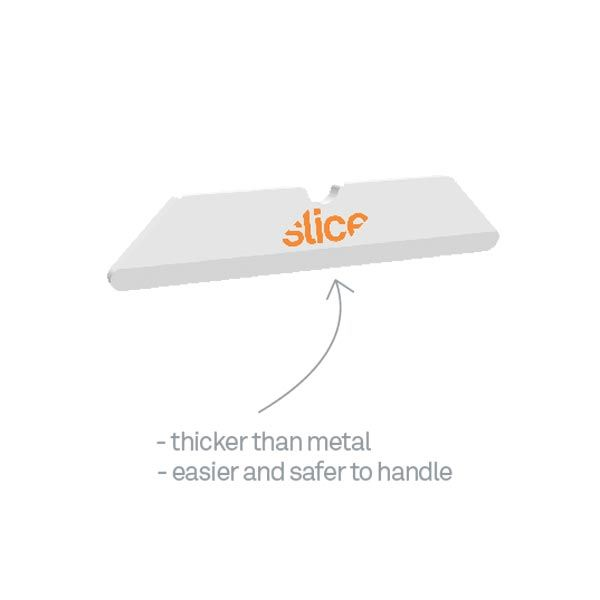 Cutter Blades by Slice