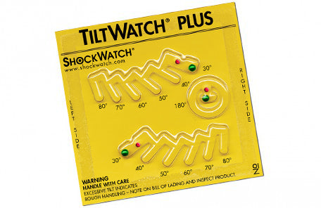 ShockWatch TiltWatch Plus Tilt Indicator