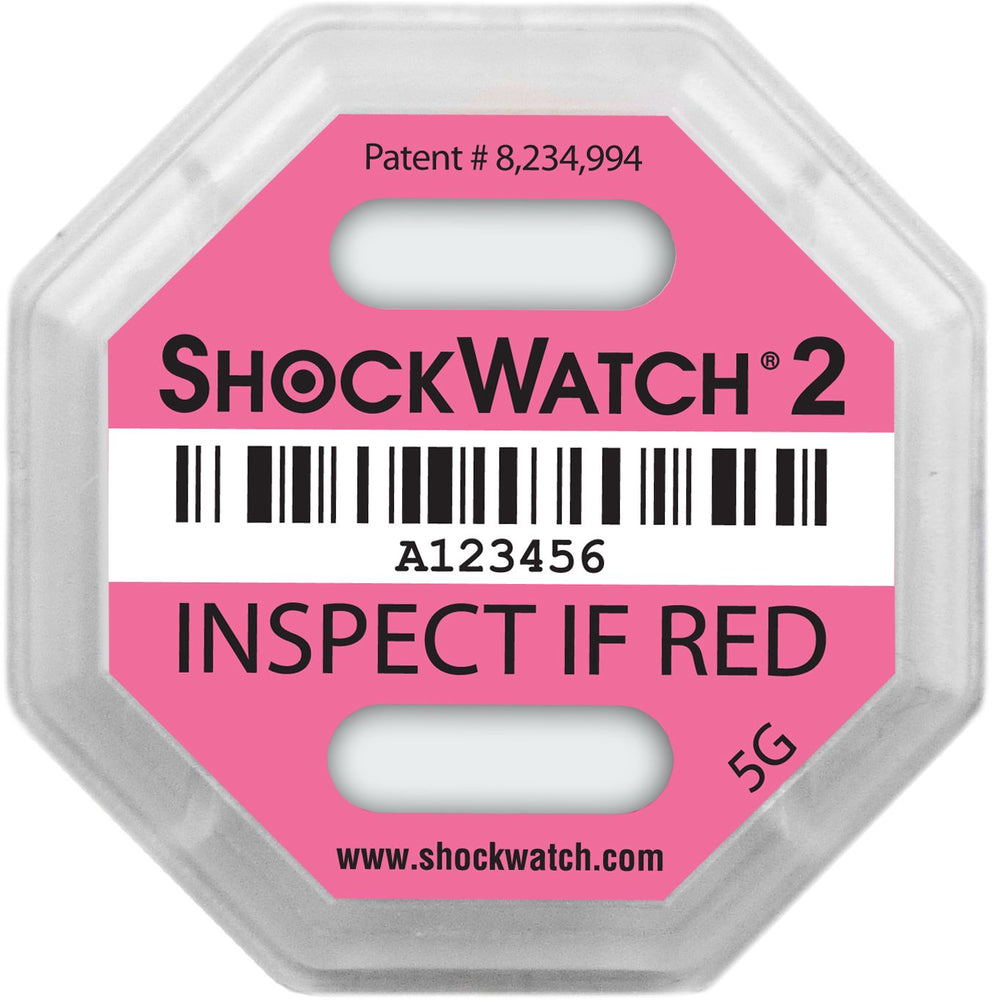 ShockWatch2 Impact Indicator - 5G