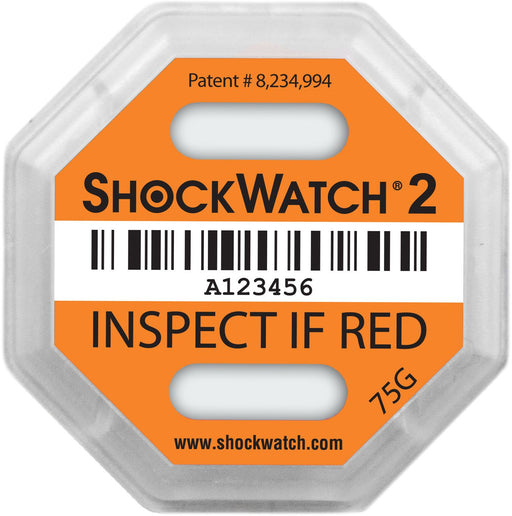 ShockWatch2 Impact Indicator - 75G