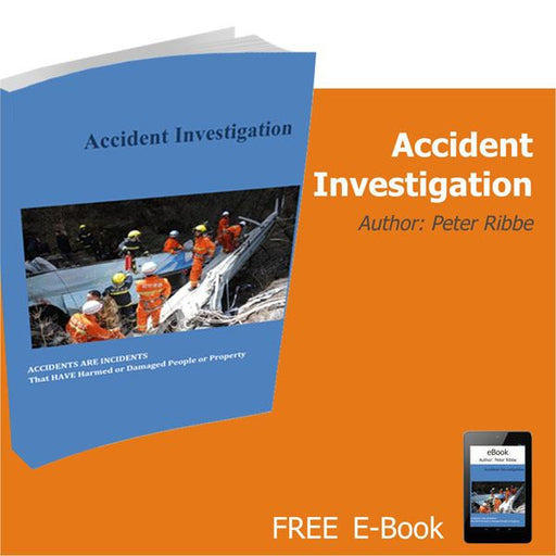 Free Safety Ebook on Accident Investigation