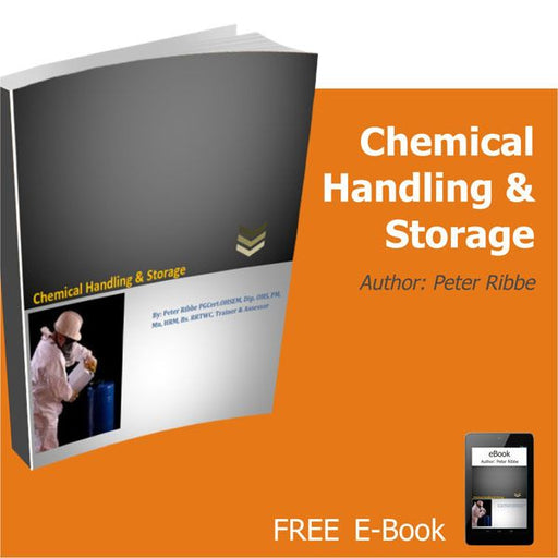 A Guide To Chemical Handling & Storage  - eBook