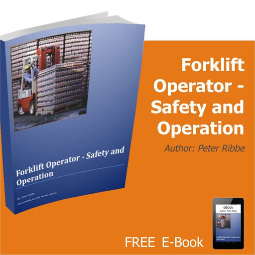 Forklift Operator Safety and Operation eBook