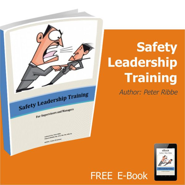 Safety Leadership Training eBook by Peter Ribbe