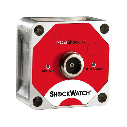 Shocklog 208 with Temperature Data Logger