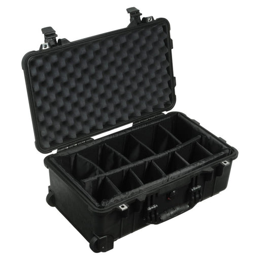 Pelican 1514 Case, With Padded Divider