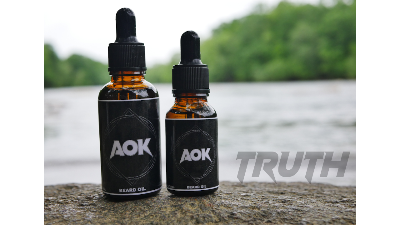 ( Beard Oil ) The Truth - Scent 1oz