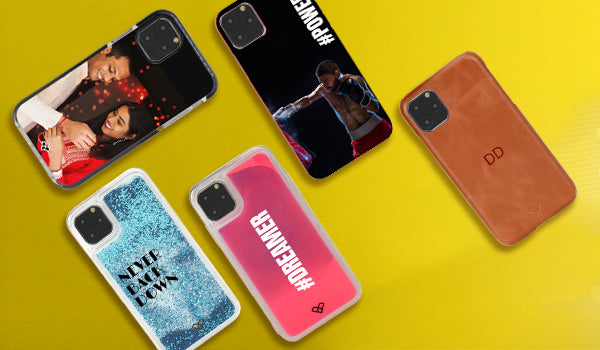 iPhone 11 Pro Max Custom Cases & Covers
