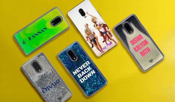 Oneplus 6t Custom Cases & Covers