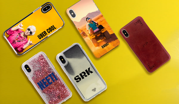 iPhone X Custom Cases & Covers