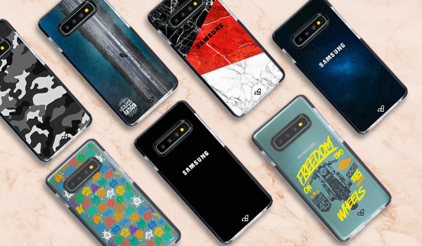 Samsung Galaxy S10 Plus Impact Cases & Covers