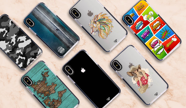 iPhone X Impact Cases & Covers