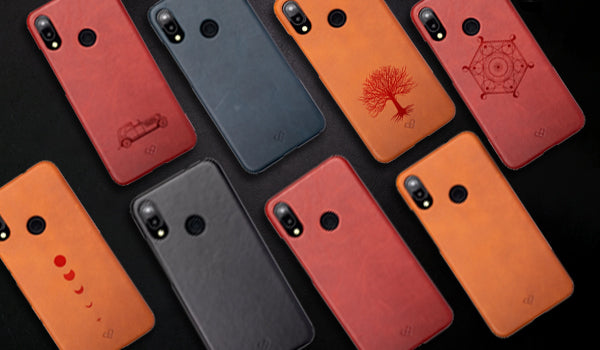Redmi Note 7 Leather Cases & Covers