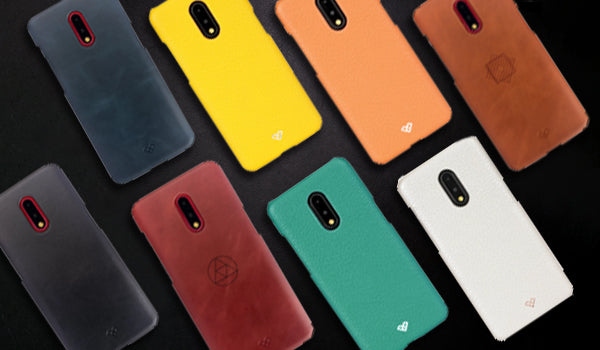Oneplus 7 Leather Cases & Covers