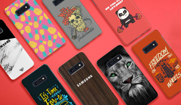 Samsung Galaxy S10e Slim Cases & Covers