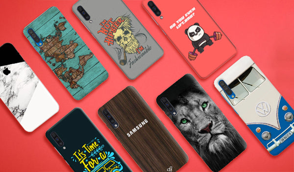 Samsung Galaxy A50 Slim Cases & Cover