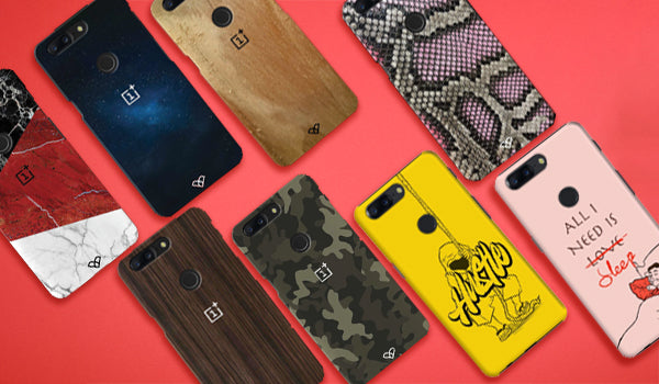Oneplus 5t Slim Cases & Covers