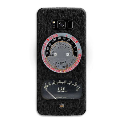 1950S Vintage Photographic Light Meter Slim Case And Cover For Galaxy S8