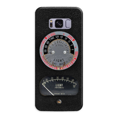 1950S Vintage Photographic Light Meter Slim Case And Cover For Galaxy S8 Plus