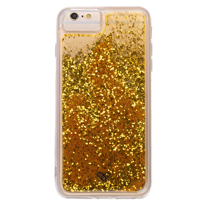 iPhone 6S Plus Glitter Cases And Covers-Bling Gold