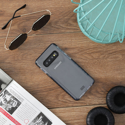 Being Retro Impact Case And Cover For Galaxy S10 Plus