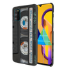 Sony Vintage Cassette Slim Case And Cover For Galaxy M30S