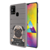 Bad Pug Slim Case And Cover For Galaxy M31
