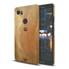 Brown Wood Texture Slim Case And Cover For Pixel 2 XL