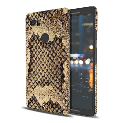 Cobra Skin Slim Case And Cover For Pixel 2 XL