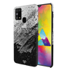 Distress Overlay Texture Slim Case And Cover For Galaxy M31
