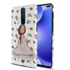 Yoga Girl Slim Case And Cover For Poco X2