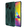 Green Camouflage Slim Case And Cover For Galaxy M31