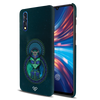 Alien Slim Case And Cover For Vivo Z1X