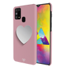 Heart Slim Case And Cover For Galaxy M31