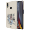 Luke On A Tauntaun Slim Case And Cover For Realme 3 Pro