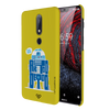 R2-D2 Slim Case And Cover For Nokia 6.1 Plus