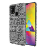 The Prime Avengers Slim Case And Cover For Galaxy M31-Grey