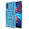The Prime Avengers Slim Case And Cover For Vivo Z1X-Blue