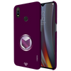 Hawkeye Emblem Slim Case And Cover For Realme 3 Pro