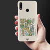 Luke And Yoda Slim Case And Cover For Redmi Note 7