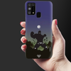 Hulk Slim Case And Cover For Galaxy M31